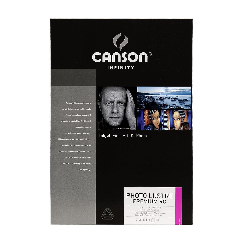キャンソン 写真用紙 フォトラスタープレミアムRC A3+ 25枚 B00SUKVD9Y  A3ノビ