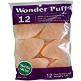Wonder Puff 12 Deep Cleansing Puffs (2 Pack)