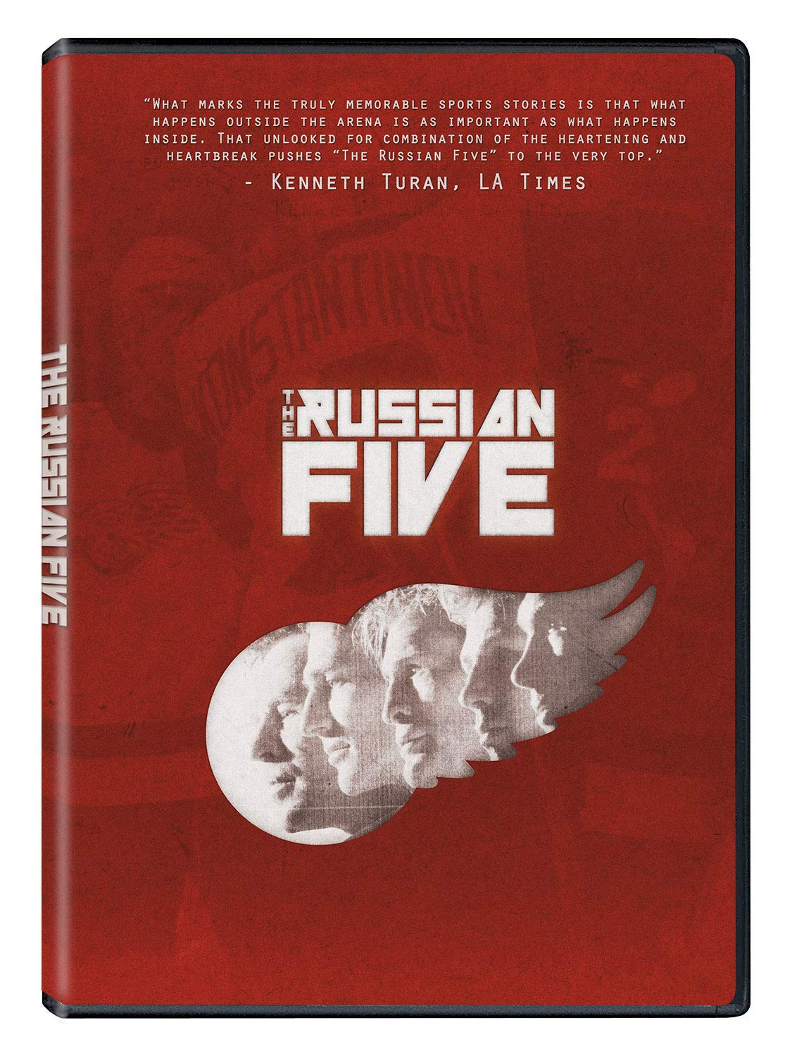 Amazon.com: Russian Five DVD Official: Sergei Fedorov ...