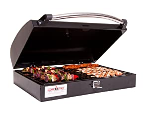 """Camp Chef BB90L Professional Grill Barbecue Box for 16"""" Orange Flame Stoves"""