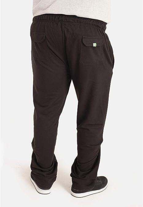 Duke - Pantalones de chándal Ligeros y de Felpa en Talla Grande ...