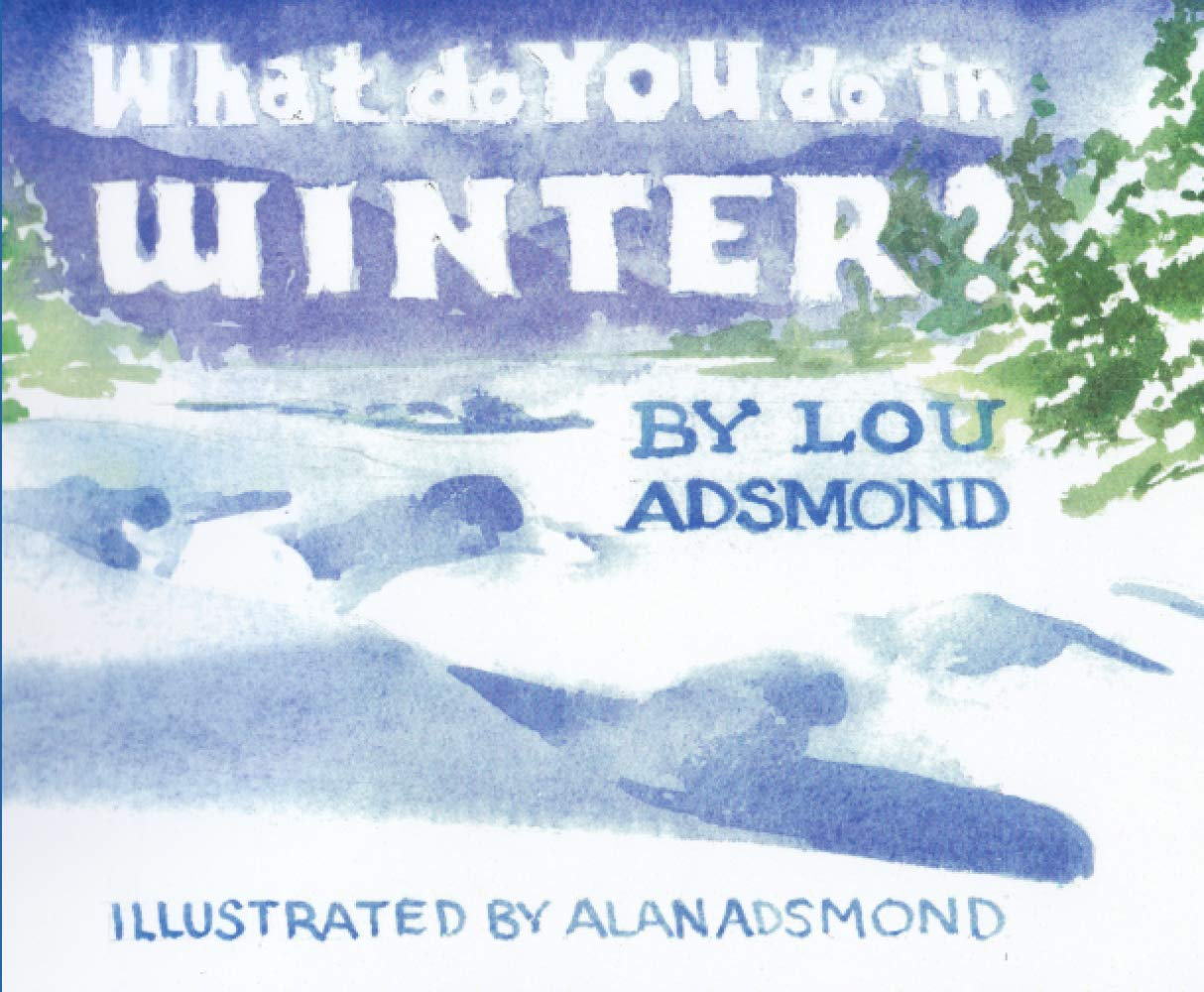 What do YOU do within the Winter?: Learning About Animals