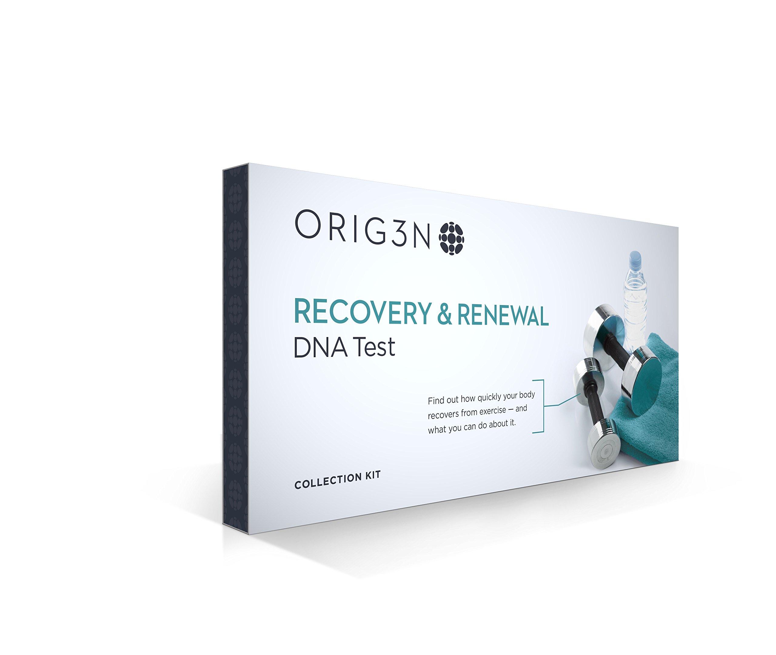 Amazon Orig3n Genetic Home Mini Dna Test Kit Hair Health