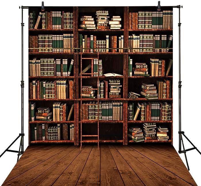 Top 10 Vintage Library Decor