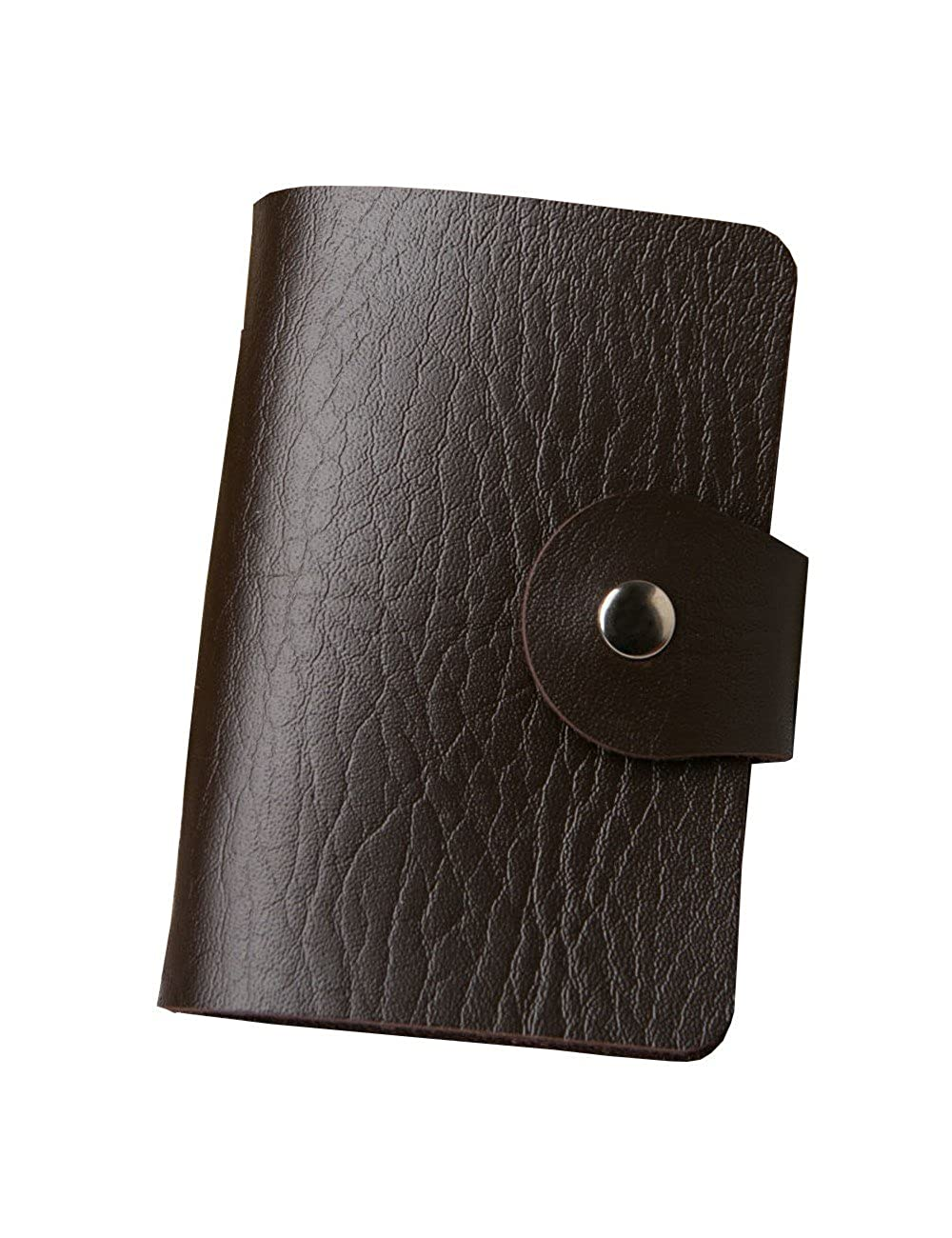 Euro Mond Credit Card Holder Wallet PU Leather Credit Card Case for Women Men KB01-GN