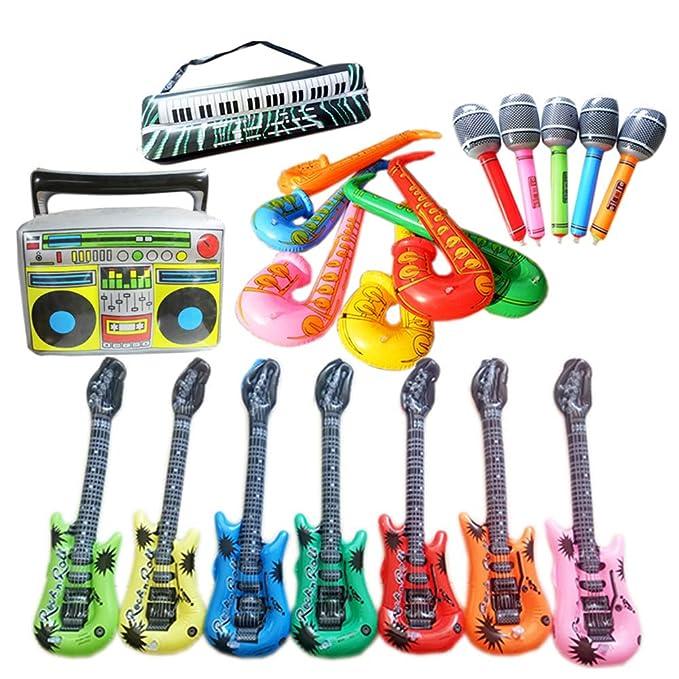 Zorara Accesorios de Música de Saxofón de Micrófono de Guitarra ...