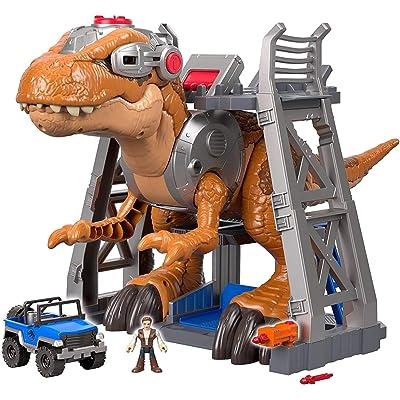 Fisher-Price Imaginext Jurassic World Jurassic Rex: Toys & Games [5Bkhe0505153]
