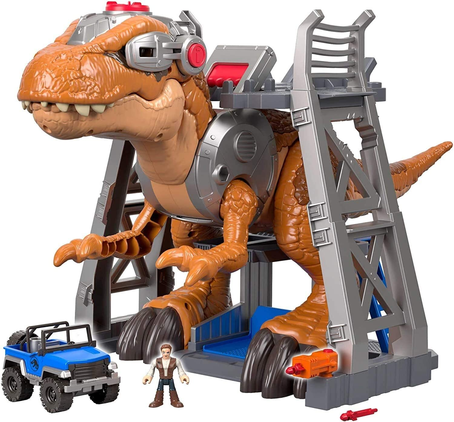 Top 10 Best Remote Control Dinosaurs (Gift Idea) For Toddlers 5