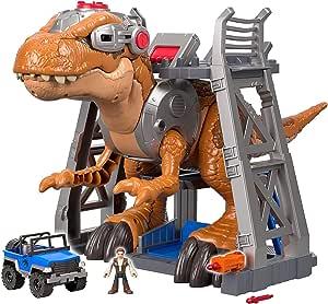 Fisher-Price Imaginext Jurassic World, T-Rex Dinosaur [Amazon Exclusive]