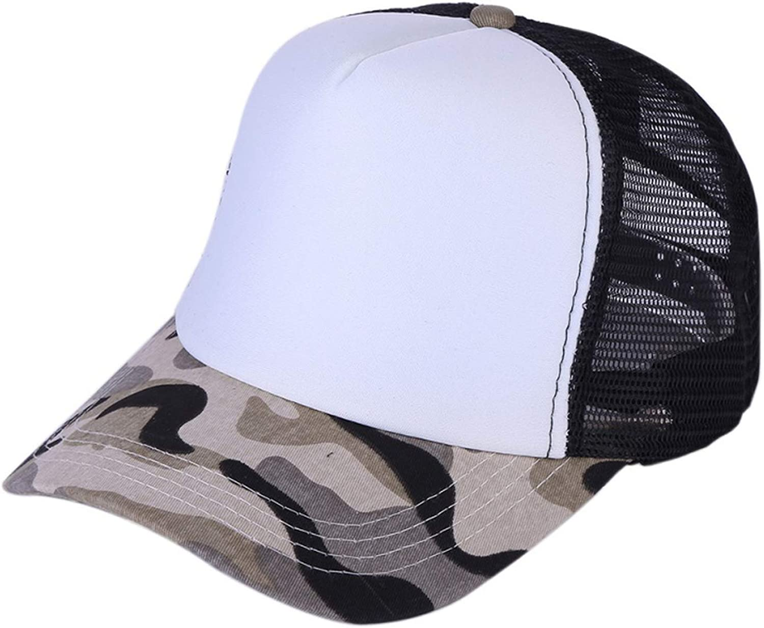 Ron Kite New Mix Color Camo Baseball Caps Women Men mesh Camouflage Tactical Hat for Men Quality Trucker Hat