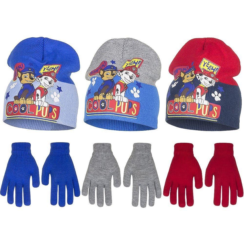 Hat /& Glove Set Palleon Girls Scarf