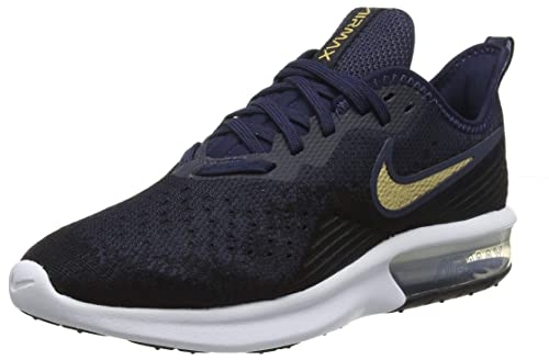 Nike WMNS Air Max Sequent 4, Chaussures de Fitness Femme ...