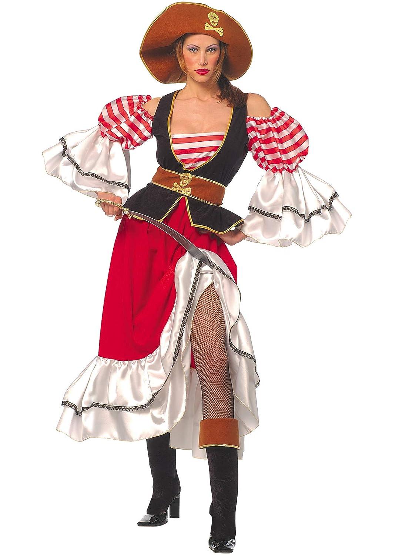 Stamco Disfraz Mujer Corsario: Amazon.es: Juguetes y juegos