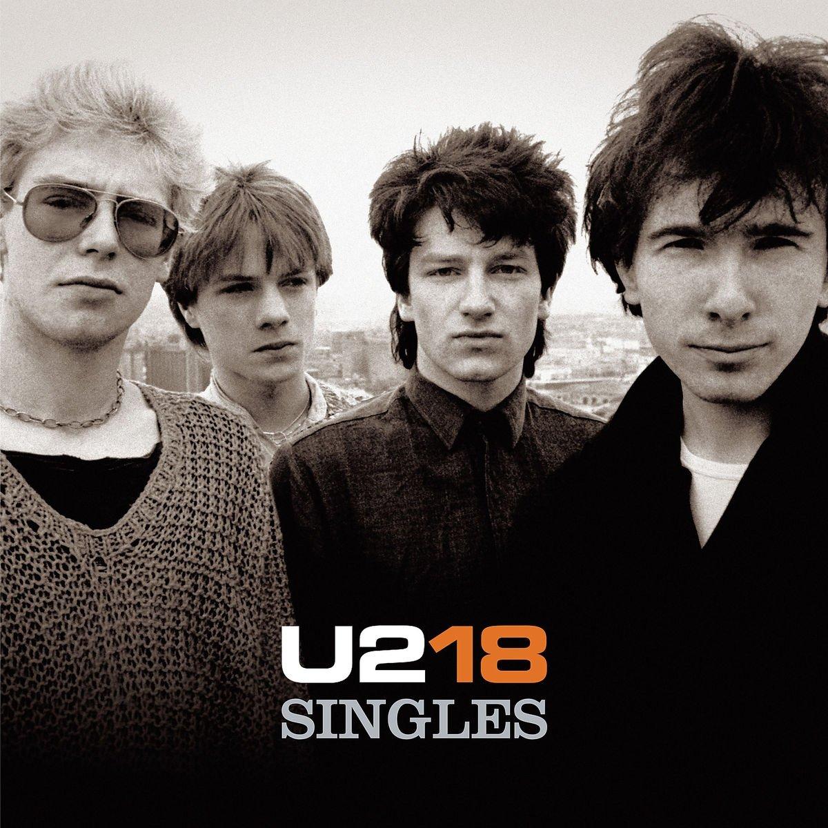 U218 Singles [Vinyl] by Sony Music Imports