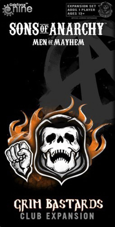 Sons of Anarchy: Grim Bastards: Amazon.es: Juguetes y juegos
