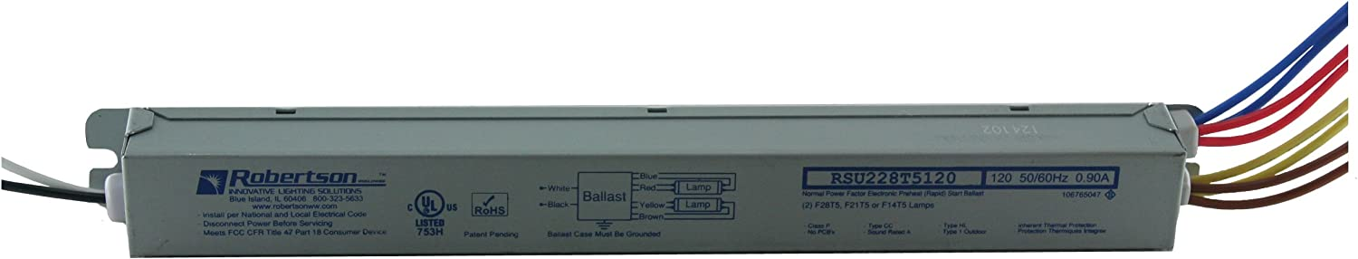 Replacement for Hatch Lighting HL228HE//PS//UV//S Ballast