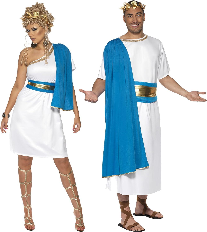 Smiffys Mens Roman Senator Robe