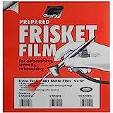 Original Frisket Matt Masking Film 15-Inch by 4-Yard Armadillo Art /& Craft 52802