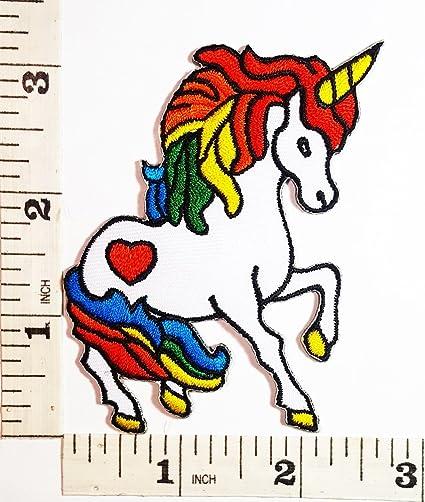 Amazon My Little Pony Unicorn Horse Comics Cartoon Patch Symbol