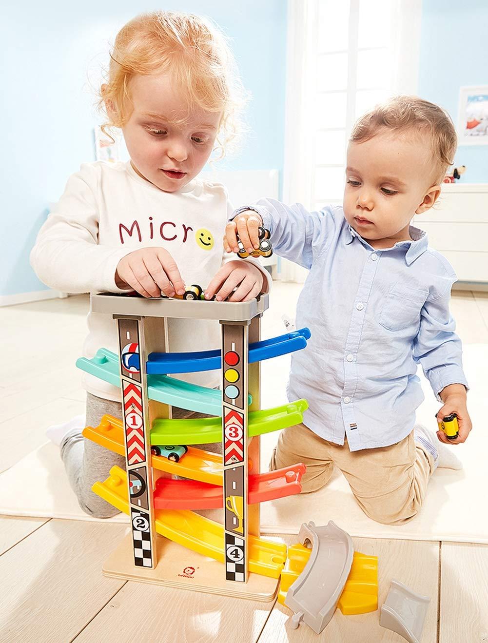 ahorrar en el despacho Ordinary SLONG Juguete Juguete Juguete de Madera de los niños Modelo de Coches de Pista resbaladizo Coche Puzzle Educación Preescolar Conjunto  gran selección y entrega rápida