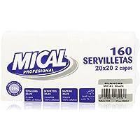 Mical Servilletas, 20 x 20 cm - 160