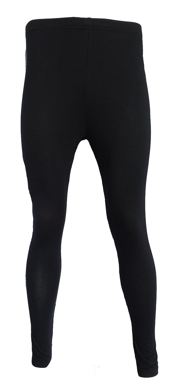 3ed079e1e8cd9 Get The Trend Womens Plus Size Black Plain Viscose Leggings Full Length  Legging Size 16-26: Amazon.co.uk: Clothing