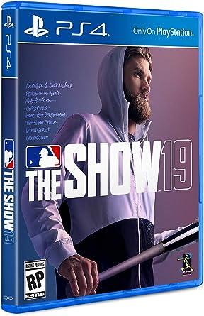 Sony MLB 19: The Show, PlayStation 4 vídeo - Juego (PlayStation 4): Amazon.es: Videojuegos