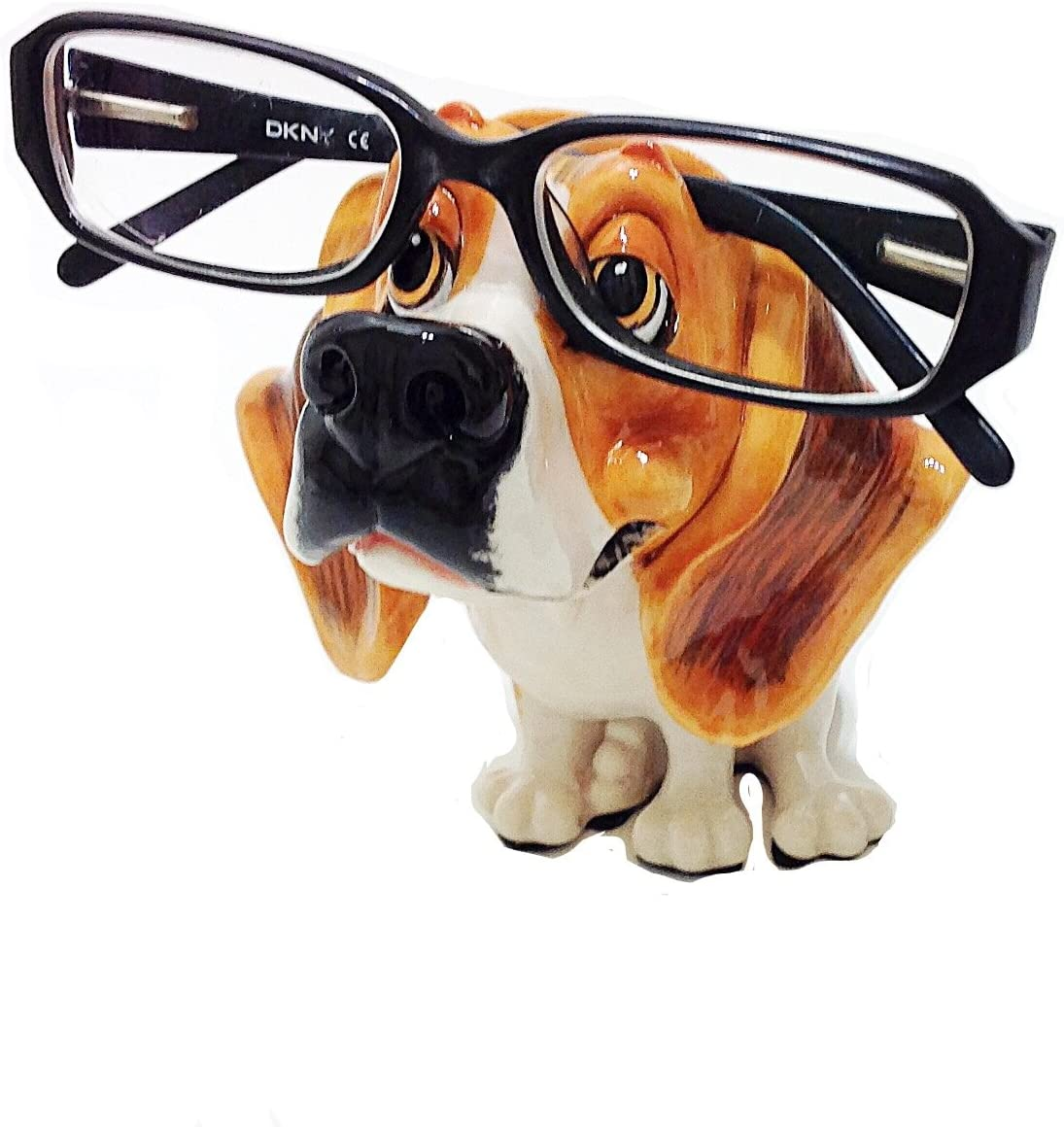 Beagle Dog Breed Lovers Novelty Eyeglass Holder Stand