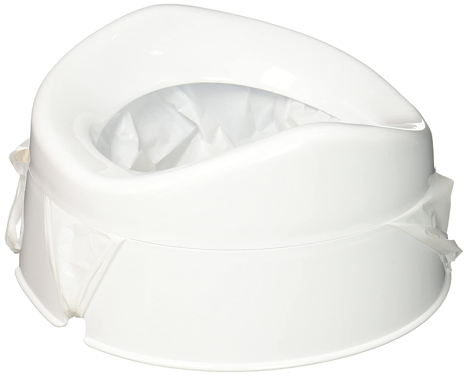 White Summer Infant Time-to-Go Travel Potty