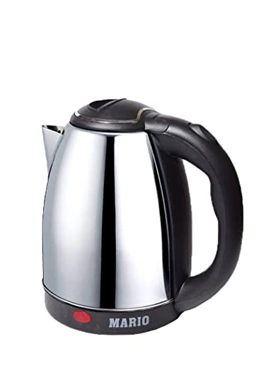 Sceva Electric Kettle 1.5 Liter (with Concealed Element and Detachable Power Base)