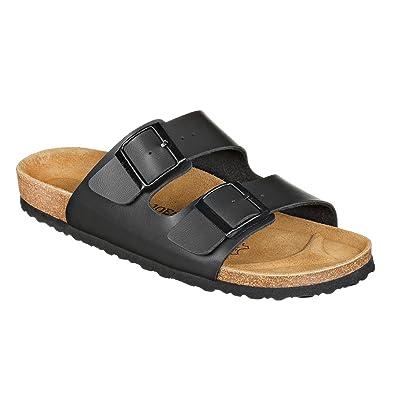 London SynSoft sandals narrow
