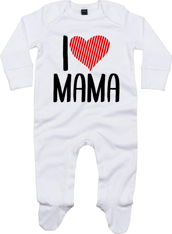 Kleckerliese Pijama para bebé, diseño con texto