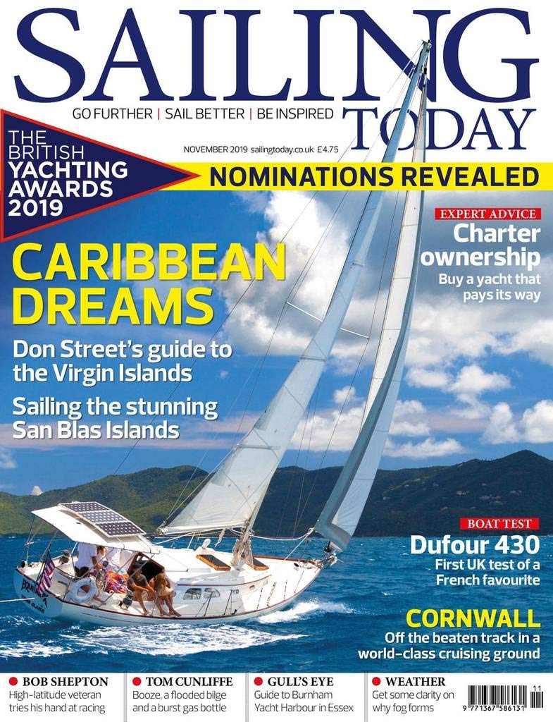Sailing Today by The Chelsea Magazine Company Ltd