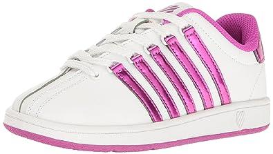 3bbf2b7b6e3 K-Swiss Girls  Classic VN Sneaker