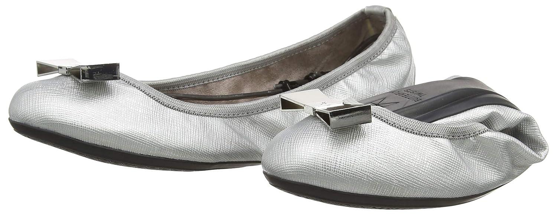 Butterfly Twists Ballerinas, Damen Chloe Ii Geschlossene Ballerinas, Twists Schwarz Silber (Silver 009) aed0a5