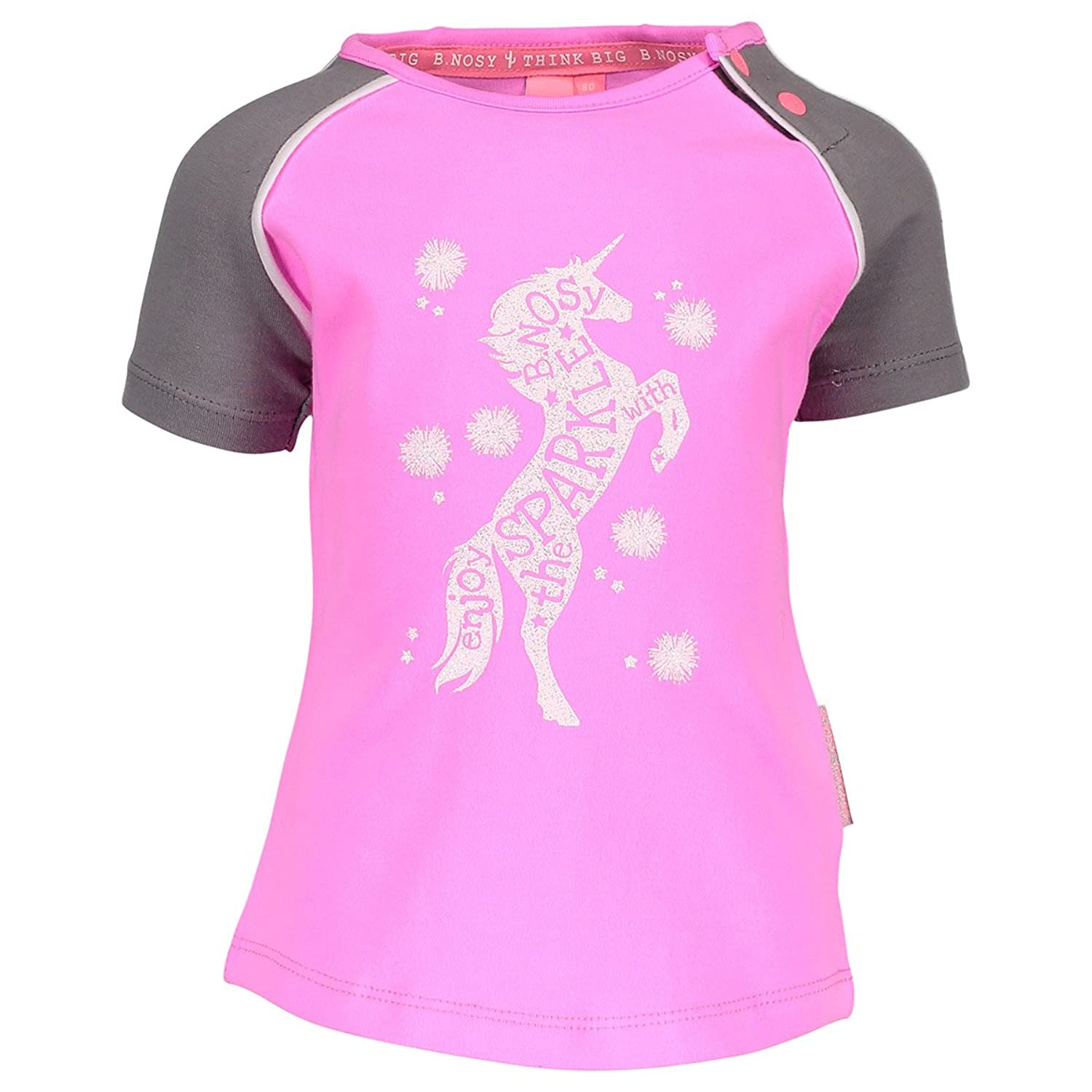 B.Nosy Fille t-Shirts-Manches-Courtes - 80