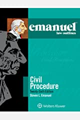 Emanuel Law Outlines for Civil Procedure (Emanuel Law Outlines Series) Kindle Edition