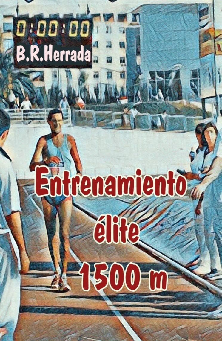 Entrenamiento élite 1500 m