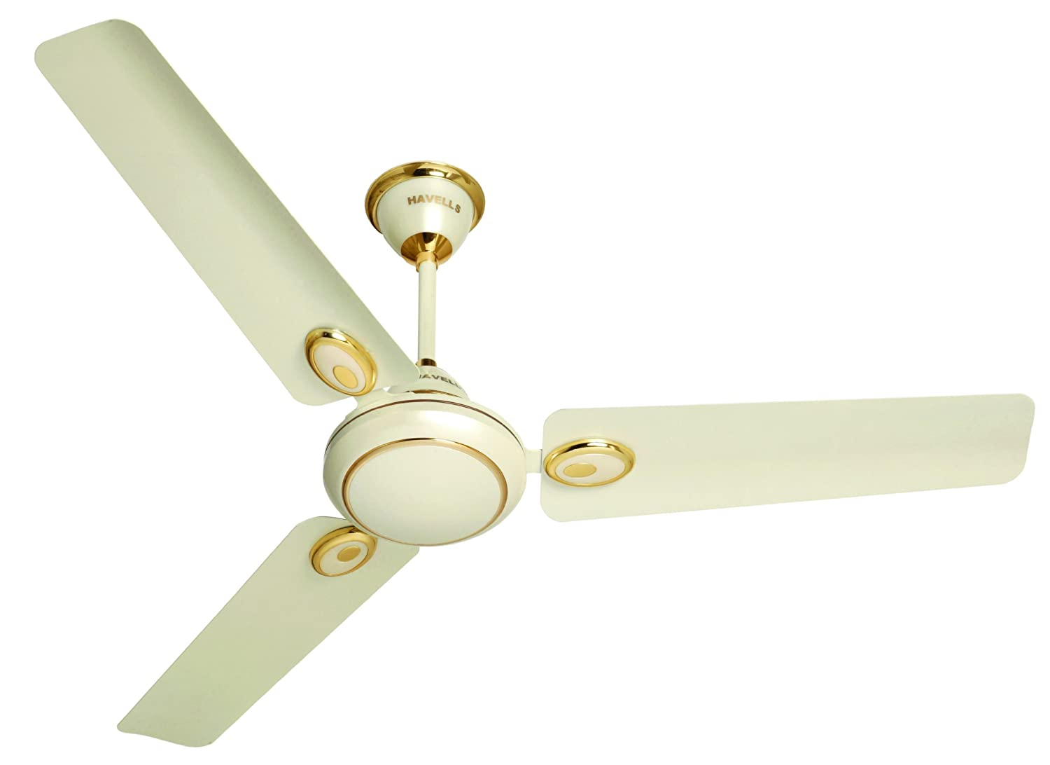 Havells Fusion Five Star 1200mm Ceiling Fan Pearl and Ivory
