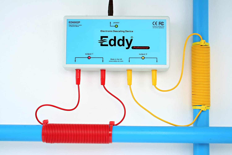 Eddy Electronic Water Descaler Softener Alternative Uk Eu Wiring Schematic Version Diy Tools