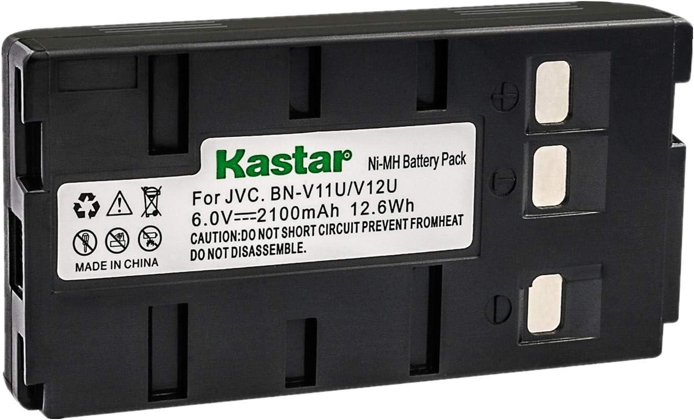 Kastar High Capacity Camcorder Battery BN-V11U for JVC BN-V10U, BN-V11U, BN-V12U, BN-V14U, BN-V15, BN-V18U, BN-V22U, BN-V24U, BN-V25U Battery : Digital Camera Batteries : Camera & Photo