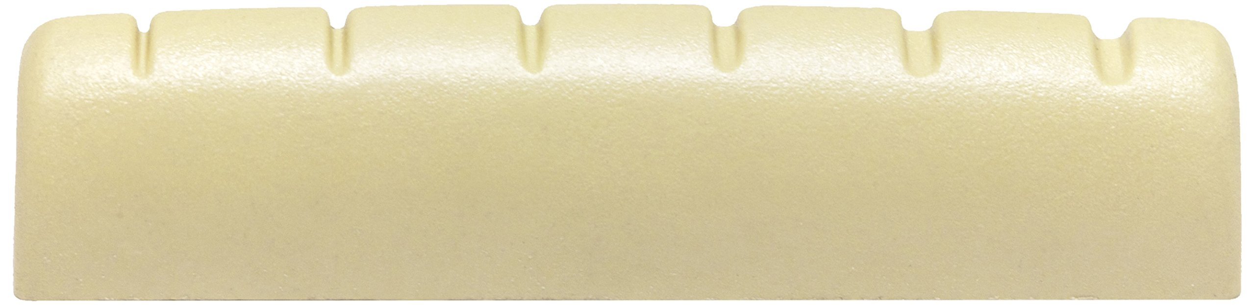 Graph Tech ''TUSQ XL 1/4'''' Epiphone Slotted Nut - Aged White''