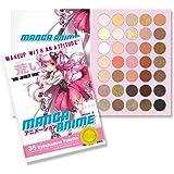Rude Manga Anime Eyeshadow Palette - Book 2