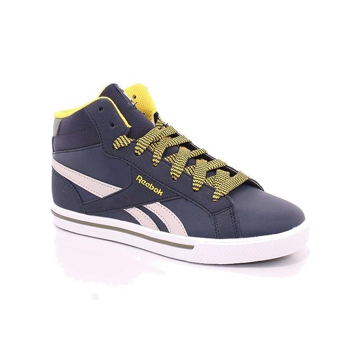Reebok Royal Comp 2ms, Chaussures de Fitness Mixte Enfant