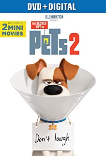Book Cover: The Secret Life of Pets 2