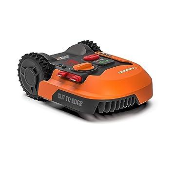 Worx - Robot Cortacésped Landroid M 500 WIFI, WR141E: Amazon.es: Bricolaje y herramientas