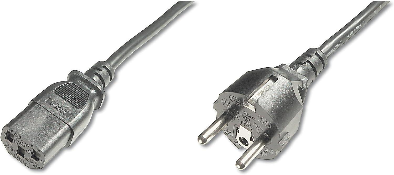 Assmann Netzanschluss Kaltgerätekabel De Version Computer Zubehör