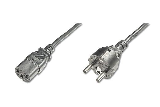 3 opinioni per CAVO ALIMENTAZIONE 10/16 AMPERE 250 V-VDE SPINA DRITTA PRESA IEC DRITTA MT.1.20