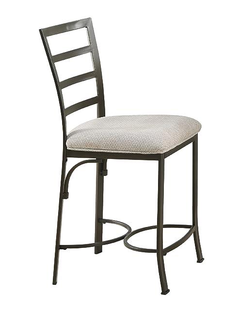 Amazon.com: Acme – Lote de 2 sillas de comedor muebles Daisy ...