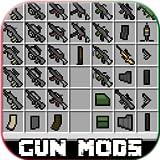 #7: Mods : Guns Mod for MCPE